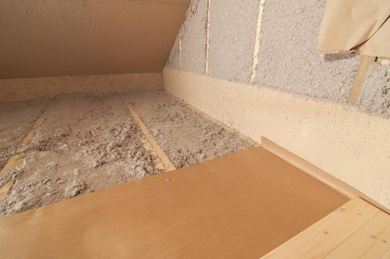 Keep your NY Home comfortable with Attic Insulation from Fred F. Collis and Sons
