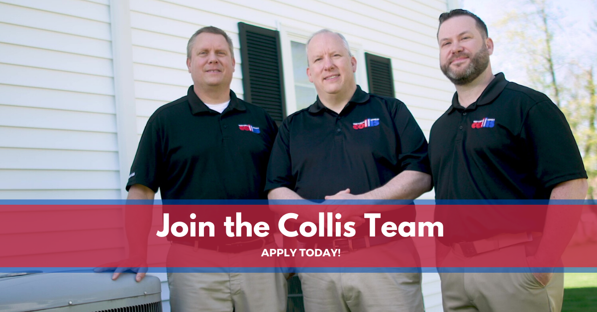 Join the Collis Team, Now Hiring