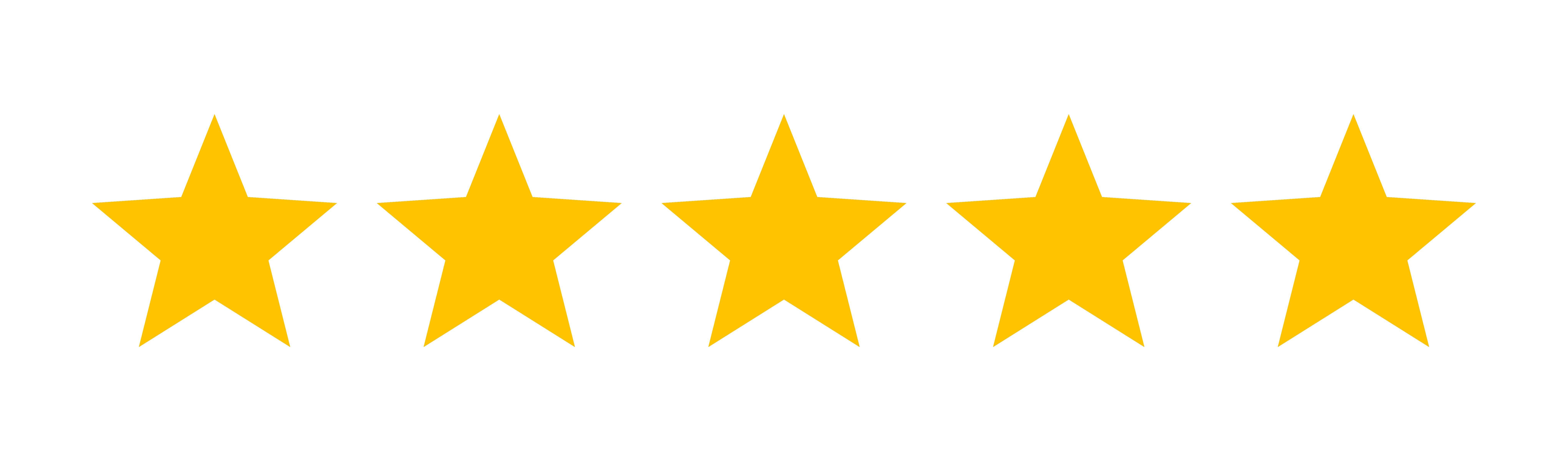 five star review for Fred F. Collis and Sons