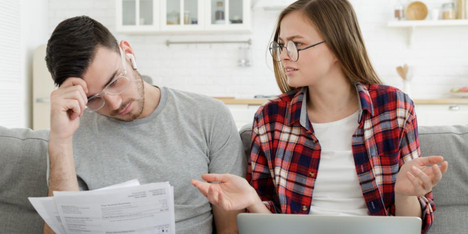 Couple distressed over high energy bill